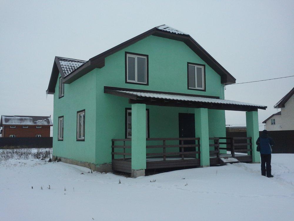 Коттеджный поселок «Кузнецовское подворье»  2-х эт. дом 160кв.м.