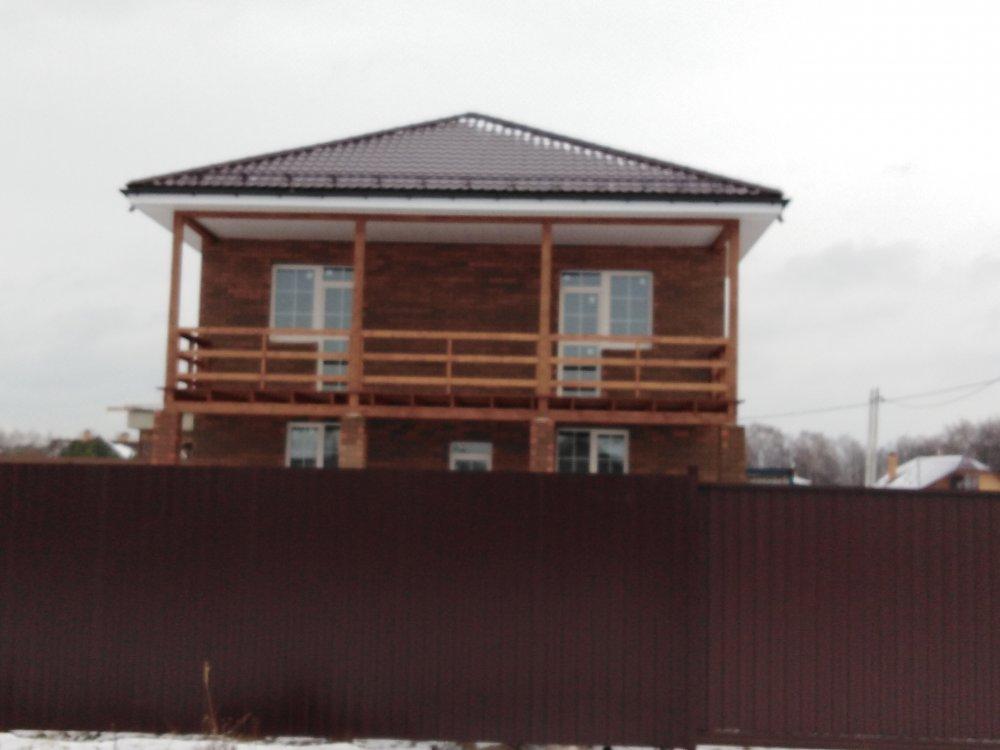 Дом с участком Раменский район д.Петровское