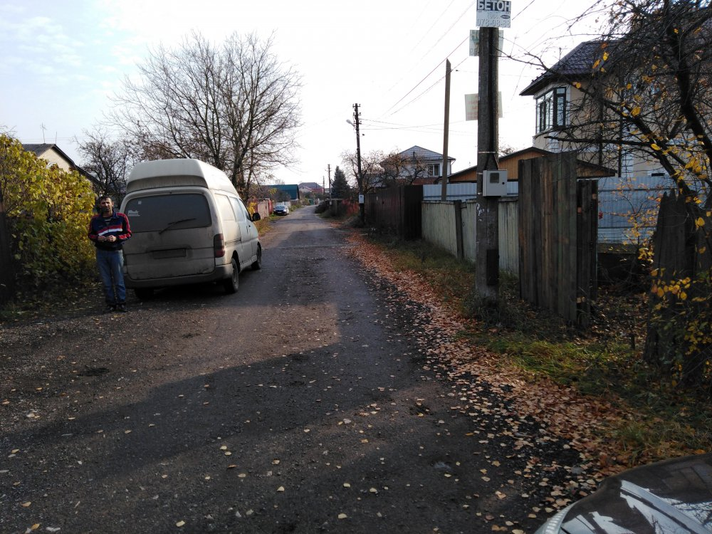 Земельный участок Раменский район д.Клишева